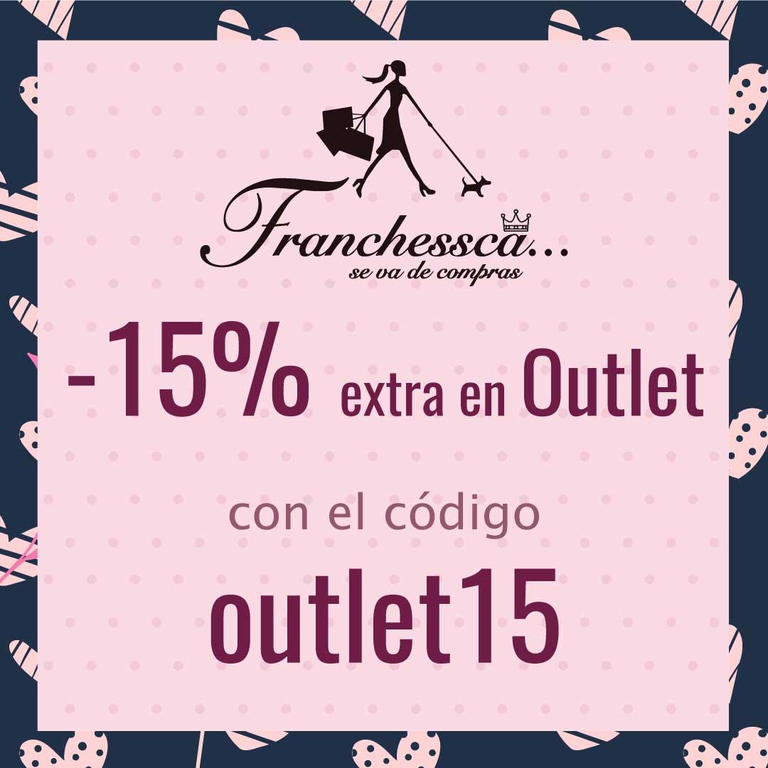 -15% extra en outlet
